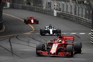 Räikkönen idén eddig csak 6 körön át volt az élen, Vettel 139-et