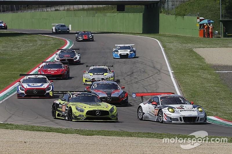 12 Ore di Imola: Porsche batte Mercedes nella seconda edizione
