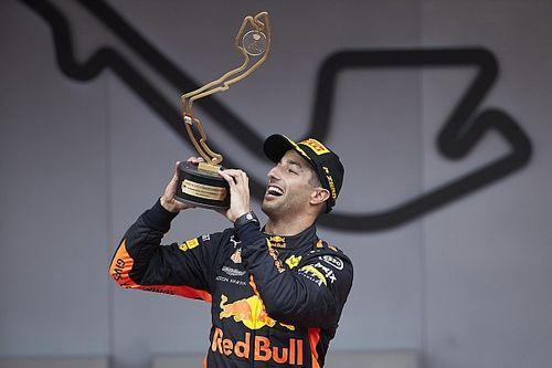 Figyeld Ricciardo arcát Monacóban: 2016 Vs. 2018