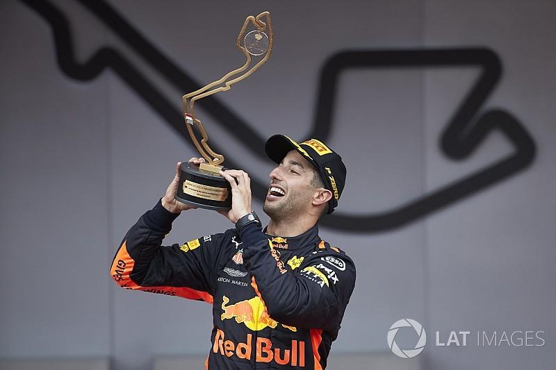 """里卡多:摩纳哥获胜是F1生涯""""最满意的周末"""""""