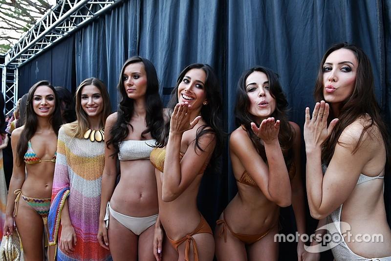 GALERÍA: La belleza en el GP de Mónaco