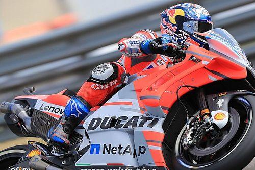 """Dovizioso: """"Ci sono state cose positive per la Ducati in questo weekend, ma non abbiamo raccolto il massimo"""""""