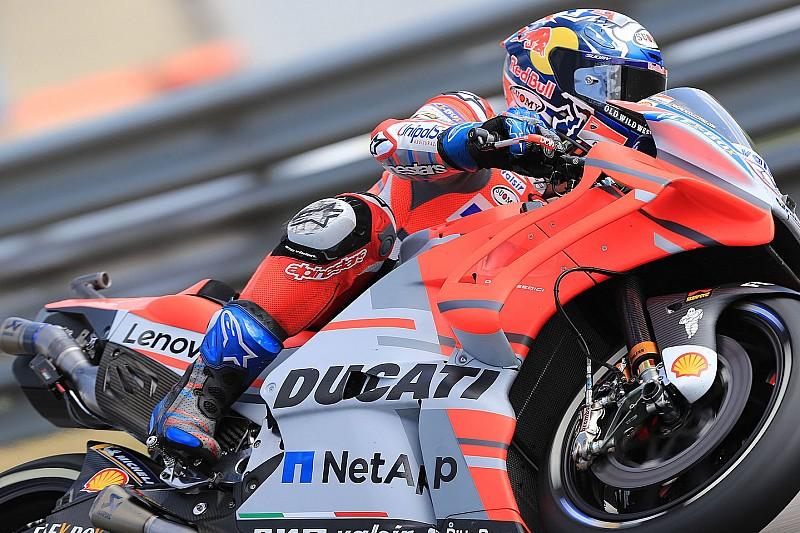 """Dovizioso: """"No sé que esperar, puedo luchar por la victoria o acabar décimo"""""""