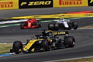 Formel 1 Hockenheim 2018: Das Trainingsergebnis in Bildern