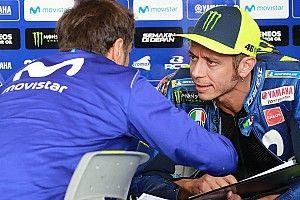 Rossi anggap pemilihan ban krusial saat balapan
