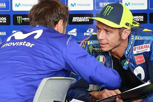 """Rossi reconoce: """"Ahora hay que trabajar más y es un poco aburrido"""""""
