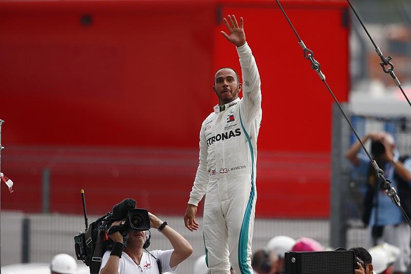 Хэмилтон отделался предупреждением и сохранил победу на Гран При Германии