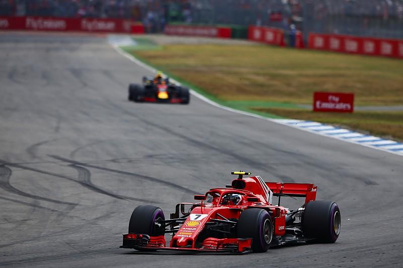 Kimi admite que las órdenes de Ferrari no fueron claras