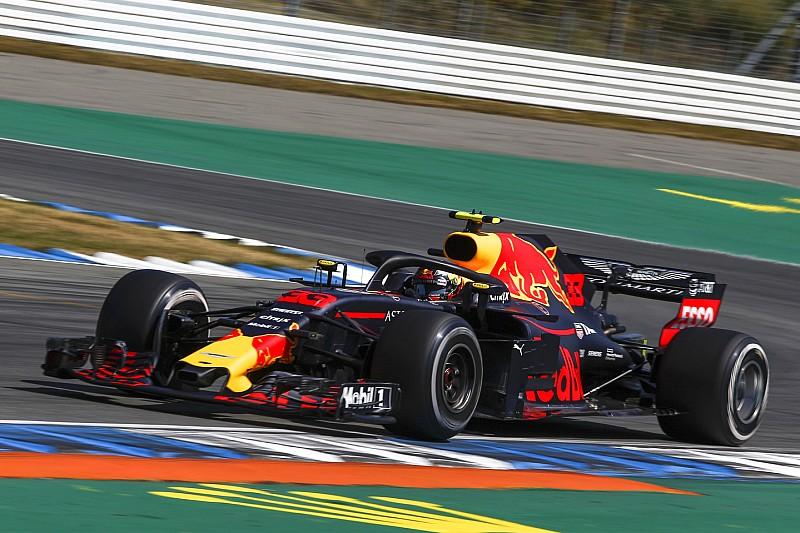 """Verstappen: """"Cuarto es lo mejor que podíamos hacer"""""""