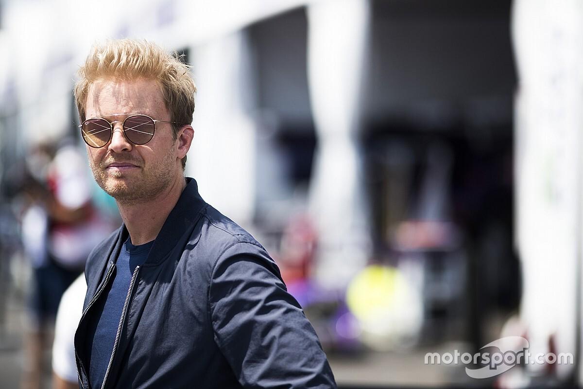 Rosberg: Formula 1 bir noktada tamamen elektriğe geçecek