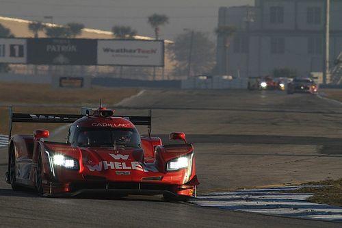 Cadillac y Nissan pelean por la victoria en Sebring a tres horas del final