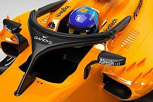 Halo McLaren disponsori sandal jepit Gandys