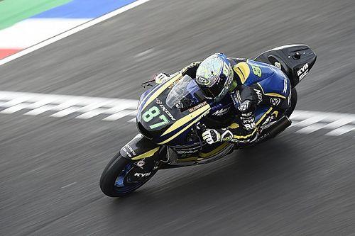 Moto2 Argentinië: Gardner topt vochtige derde training