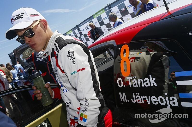 Los números de los pilotos para el WRC 2020