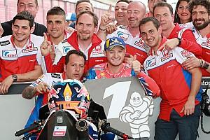 MotoGP Qualifying report Argentina MotoGP: Miller gambles on slicks for shock pole