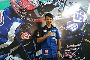 Galang Hendra mantap menatap World Supersport 300