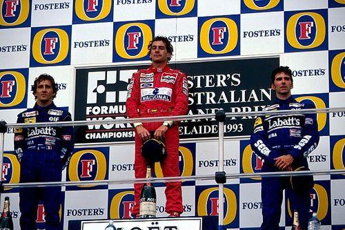 Ayrton Senna, és az utolsó F1-es győzelem: videó