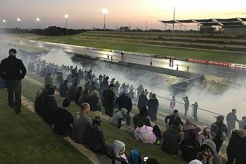 Junior drag racing suspended after fatal crash