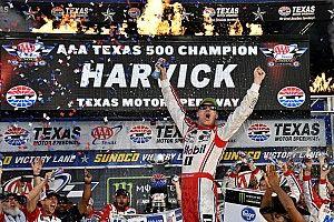 Харвик одержал победу в Техасе