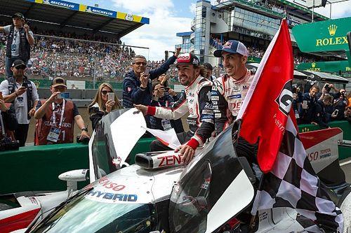 Alonso: Título do WEC é mais importante do que vitória em Le Mans