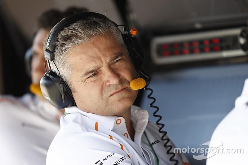 A McLaren sportigazgatója kifejtette, hogyan tovább