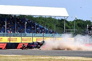 Toro Rosso selidiki penyebab hancurnya suspensi Hartley