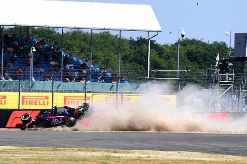 Toro Rosso enquête toujours sur le crash de Hartley