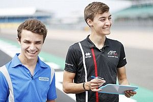 """Russell: """"F1-deal Norris bracht mijn onderhandelingen in stroomversnelling"""""""
