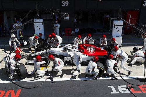 Leclerc mal récompensé à Silverstone