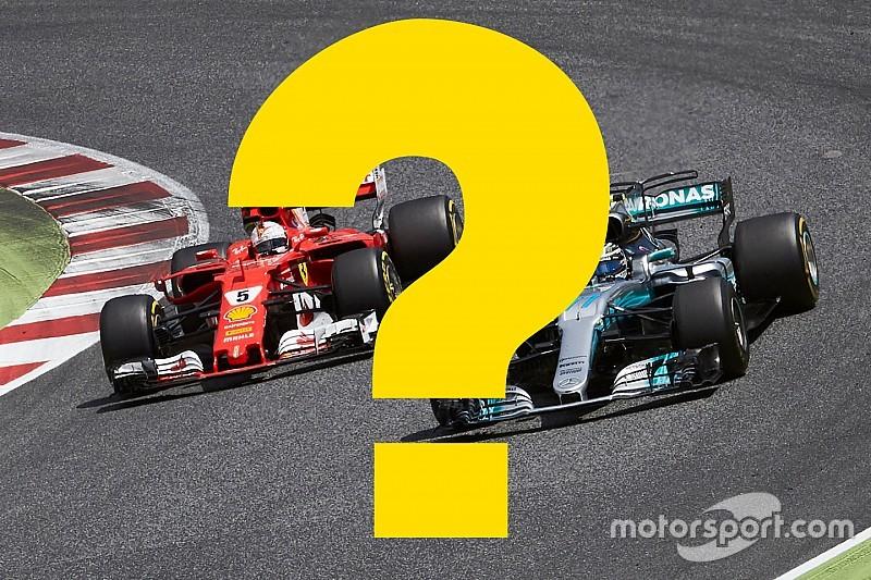 Всего год назад. Вспомните ли вы прошлый Гран При Испании?