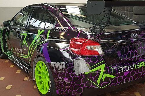 Esclusivo: Comini guiderà la Subaru di Top Run in Francia, ecco la livrea!