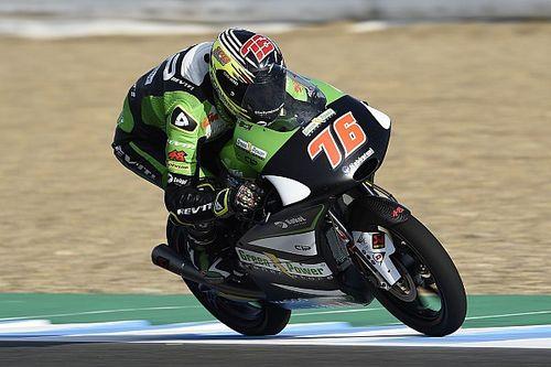 Юрченко потерял место в Moto3