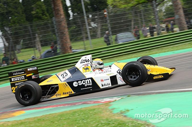 В Имоле прошел Historic Minardi Day. Посмотрите, какие там были машины