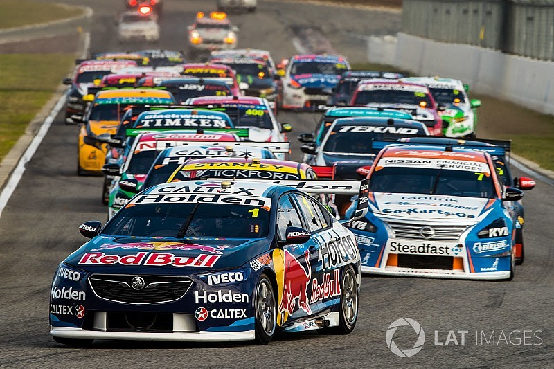 Supercars looking to lead new manufacturer talks