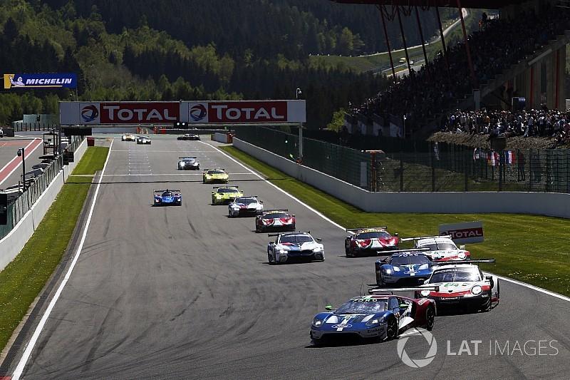 Suspendida la Compensación de Rendimiento para Le Mans en GTE Pro