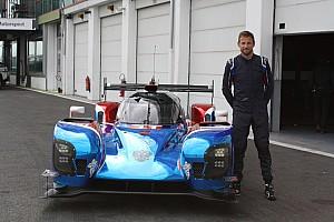WEC Новость Баттон провел первые тесты прототипа SMP Racing