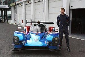 Button completa primeiro teste com LMP1 da SMP