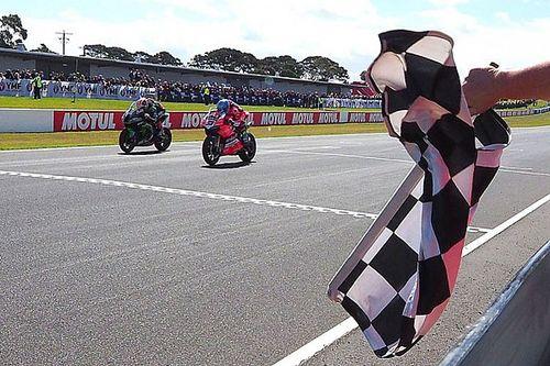 Fotogallery SBK: la festa della Ducati e di Melandri raddoppia in Australia