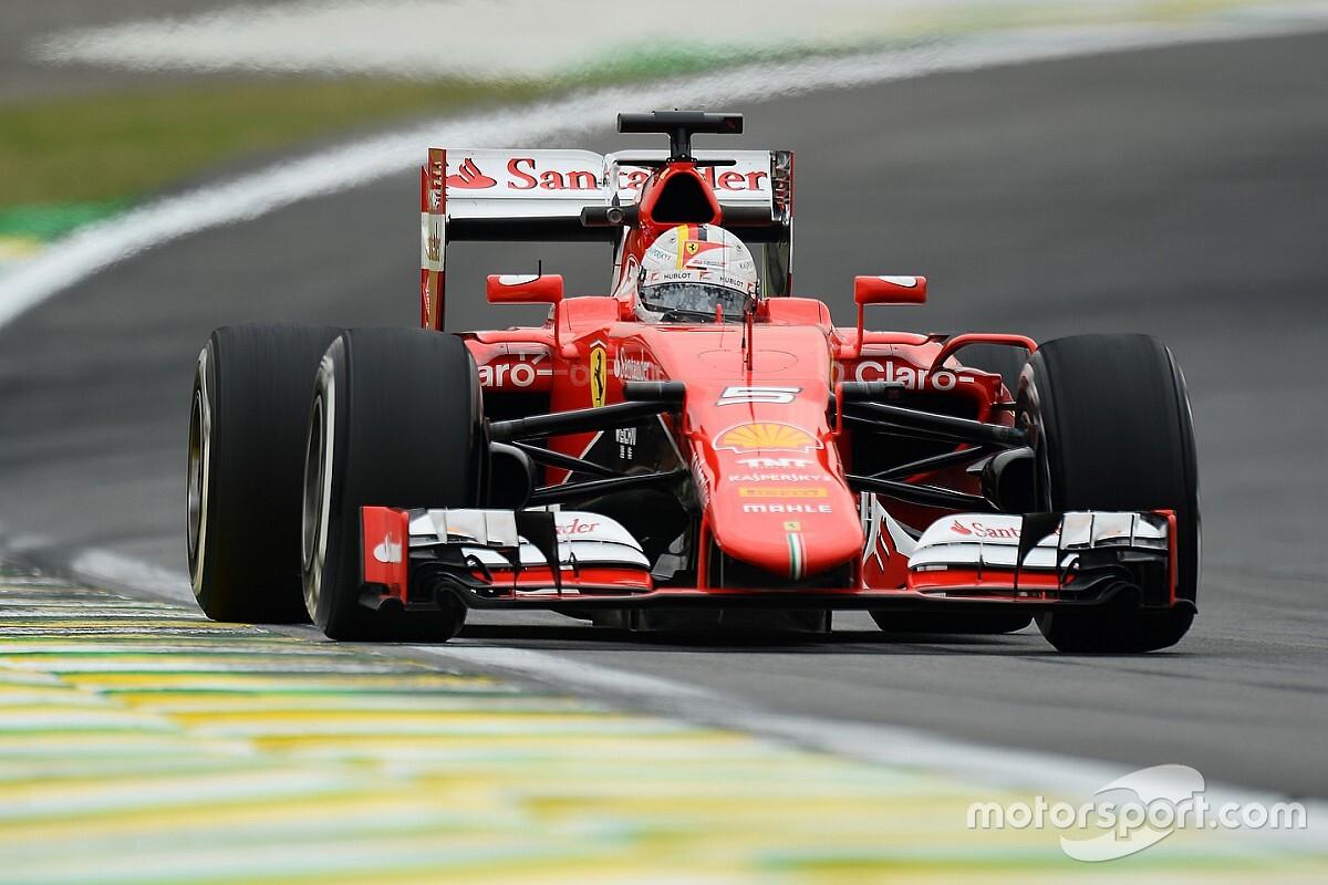 2015-2020 : les Ferrari de Sebastian Vettel