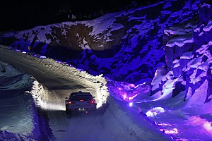 WRC Motorsport.com hírek Svéd Rali: ilyen, amikor alig látsz valamit, de nyomod neki a hóban