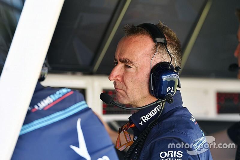 """Williams: """"Nieuwe regels voorvleugel bieden een kans"""""""