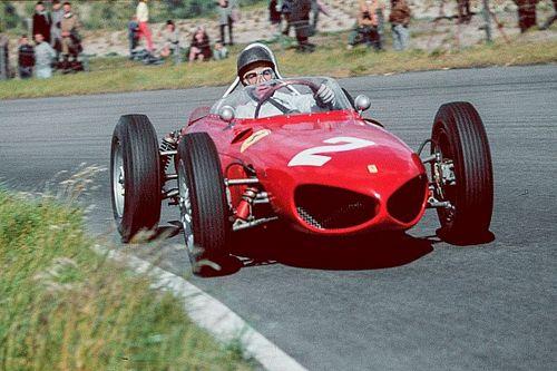 """Ferrari 156 : deux titres pour le """"nez de requin""""!"""