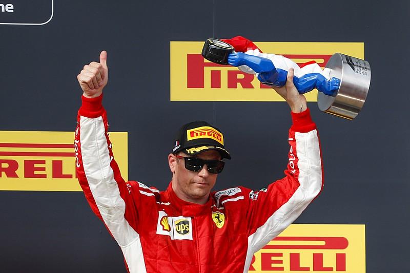 Räikkönen új rekordja a Forma-1-ben
