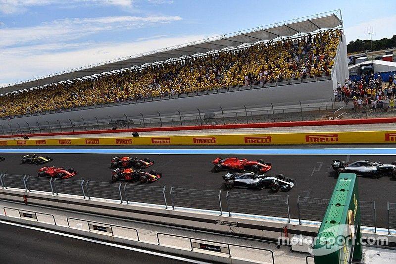 Le GP de France vise une plus forte affluence en 2019