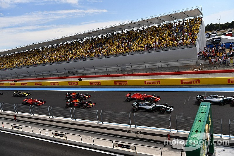 Le GP de France vise une plus forte affluence en 2019