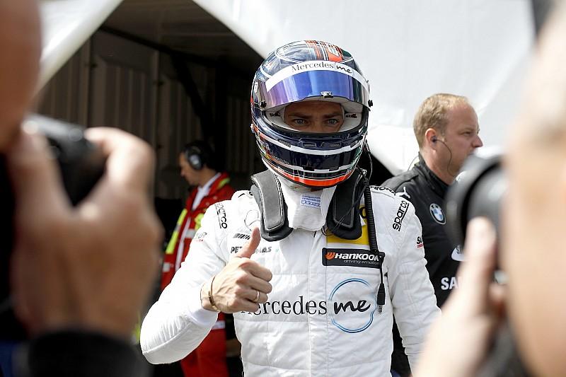 DTM Norisring: Mortara wint spannende Race 1