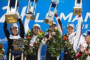Alonso y Toyota ya son leyenda de las 24 horas de Le Mans
