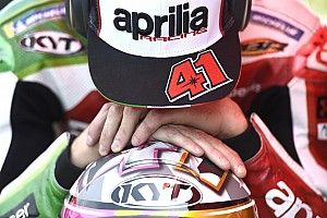 Kemarahan besar Espargaro usai balapan Catalunya