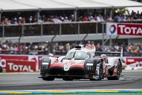 Le Mans 24 Saat - 22. Saat: #8 Toyota ile Nakajima lider, Kobayashi ikinci