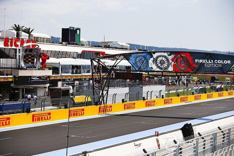 Photos - Jeudi au GP de France